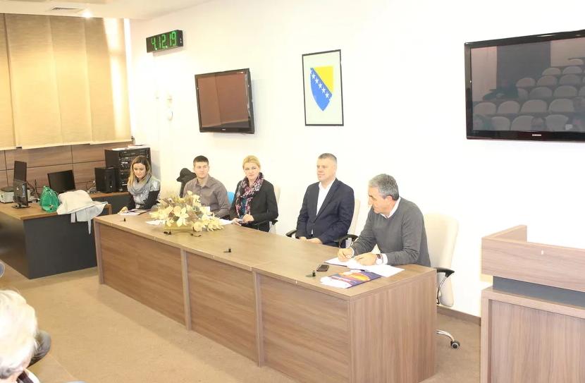 Poboljšanje energijske efikasnosti objekata na području općine Ilidža