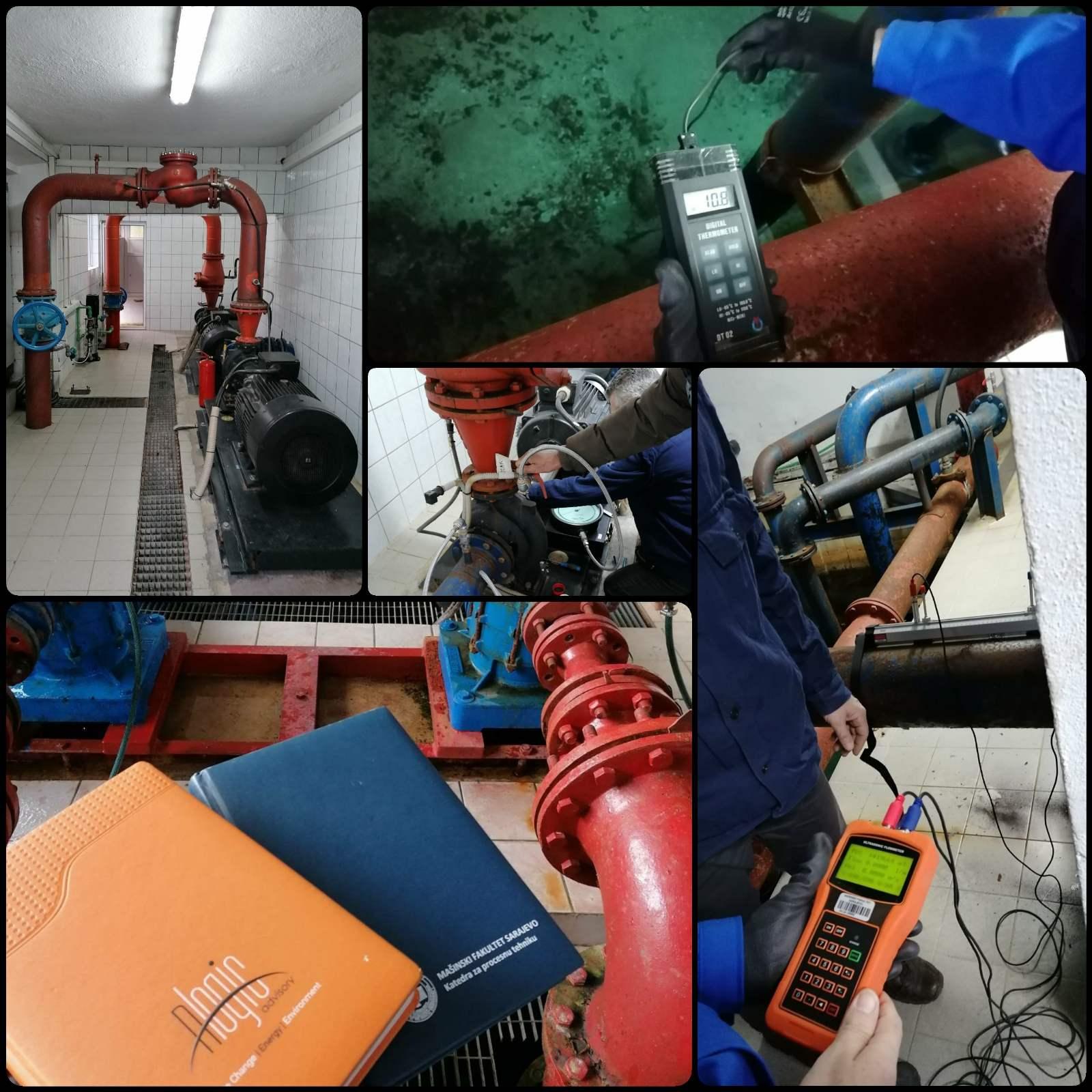 Energijska efikasnost u sistemima vodosnabdjevanja